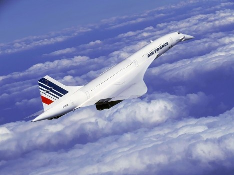 Concorde forever...