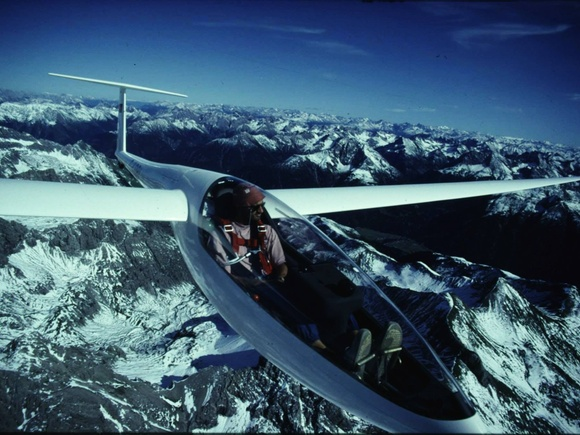 Gliding, by Pilot and Photographer Axel Schneider