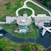 John Travolta's House Is an Airport!
