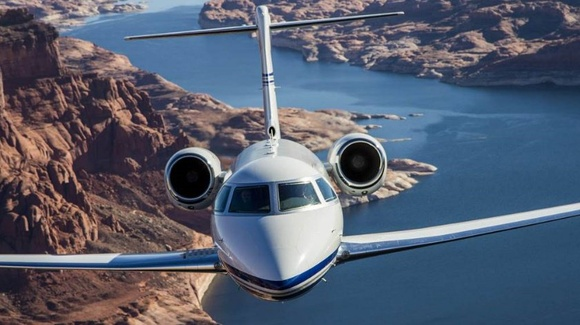 Gulfstream G280 Sets Speed Record In Dakar