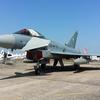 Typhoon au Meeting de Creil-Les 100 ans de l'Escadrille La Fayette