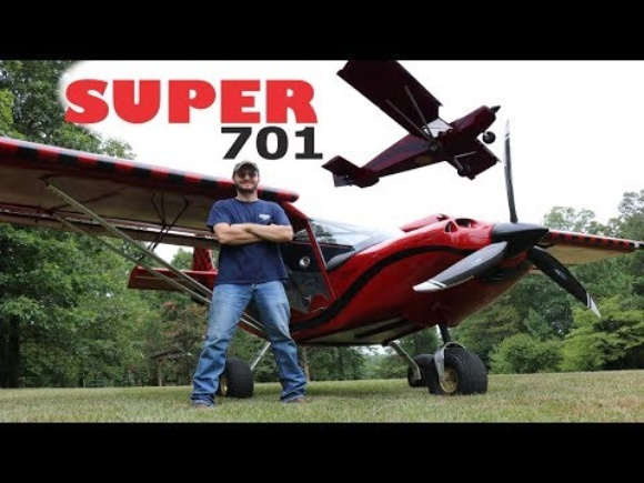 The Super 701 - Jon's Zenith Aircraft | STOL Bush Plane