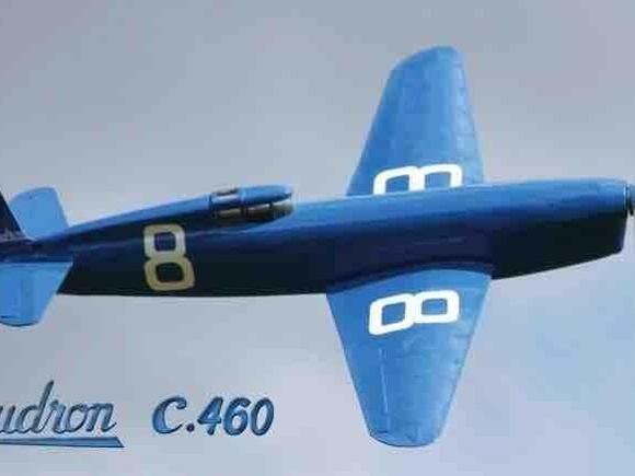 Wonderful Caudron C-460...