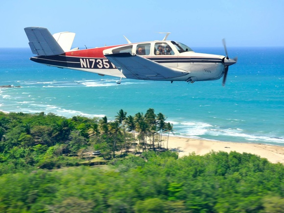 Caribbean Air Rally 2016