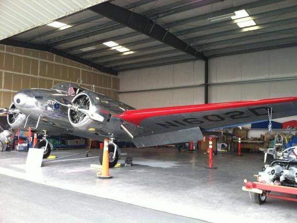 Lockheed Electra L-10E
