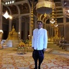 H.R.H. Prince Sisowath Samyl Monipong of Cambodia