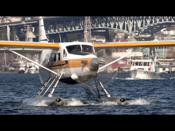 Kenmore Air: Float Flying in the Pacific Northwest