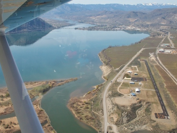 Pilot's paradise: Washington State's Okanogan County