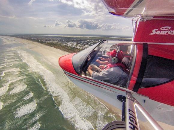 LSA over Florida