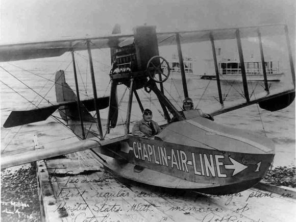 Chaplin Air Line