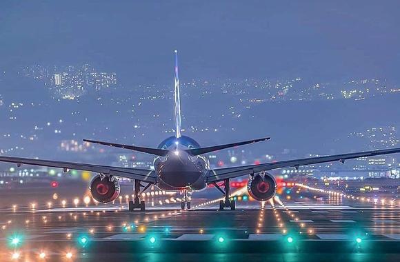 Boeing 777-281/ER All Nippon Airways,Osaka Itami Int.Airport (By K.Ota)