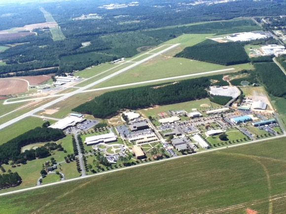 Historic airport continues to thrive