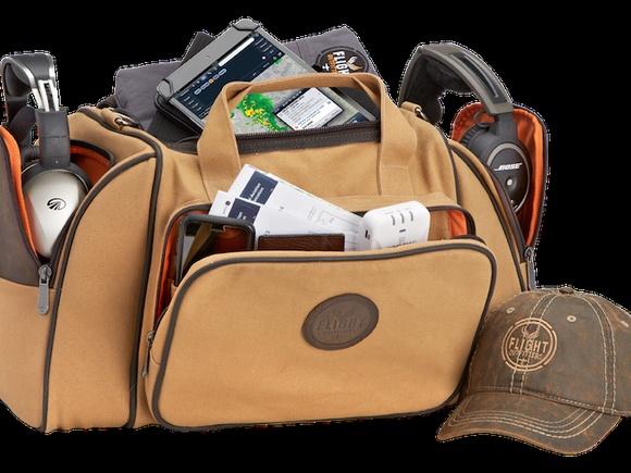 Flight Outfitters introduces The Bush Pilot Bag