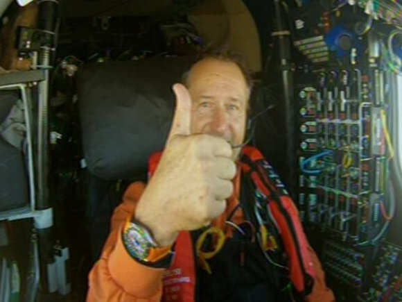 Solar Impulse ~On Approach To Hawaii- Don't miss the Landing! ETA: 16:00 UTC