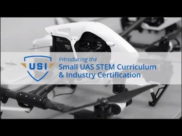 UAS STEM Curriculum & Certification