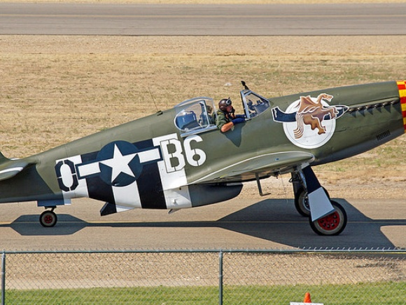 Warbird Roundup: More than the temperature sizzled