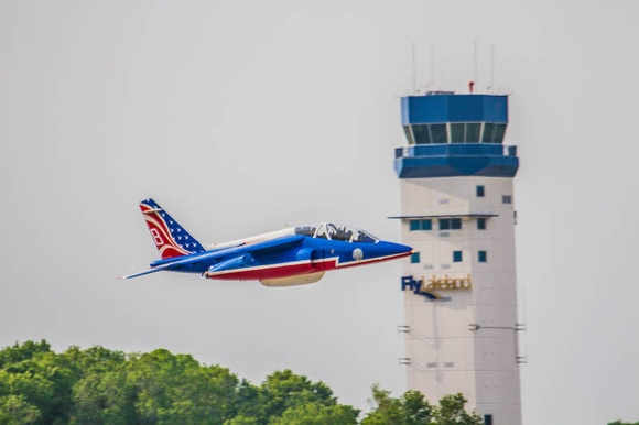 French jet team arrives at SUN 'n FUN
