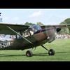 TURBINE WARBIRD: SIAI Marchetti SM-1019 Turbo Prop Birdog former Italian Army
