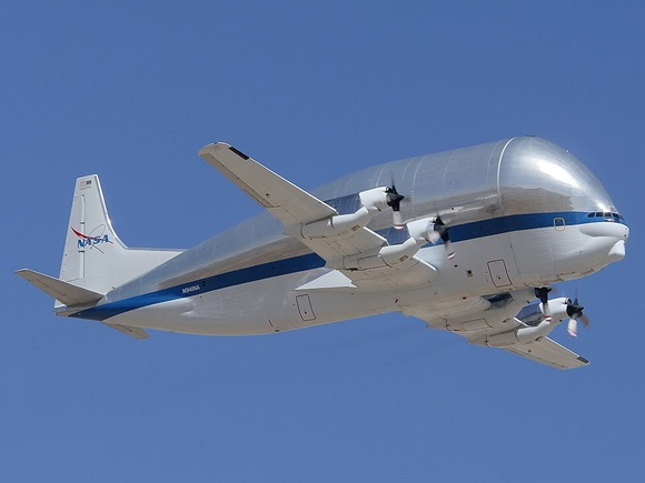 NASA's Super Guppy: Irreplaceable Aircraft