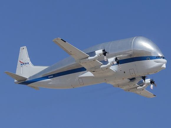 NASA's Super Guppy: Irreplaceable Aircraft