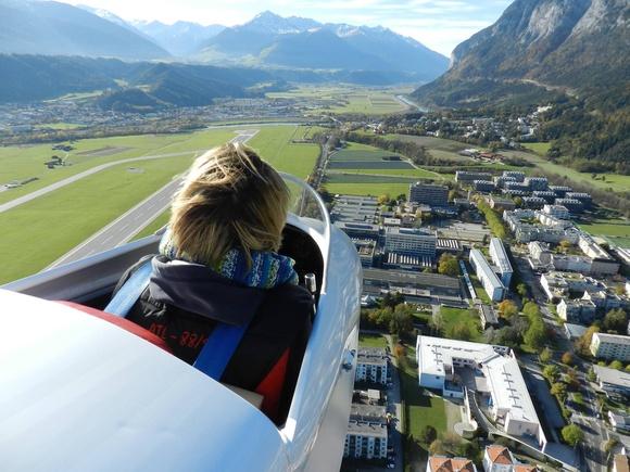 Above Innsbruck
