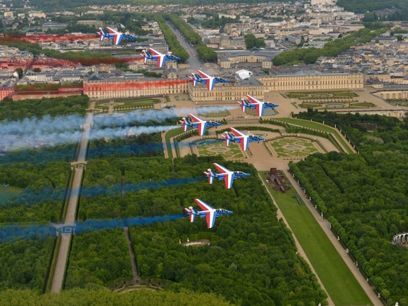 French national jet team, Patrouille de France