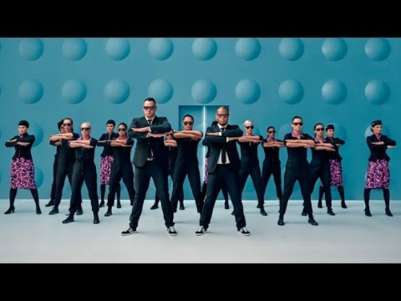Men In Black Safety Defenders #AirNZSafetyVideo