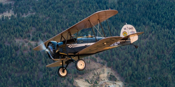 Larry Howard's 1930 Laird LC-1B-300 'Commercial'