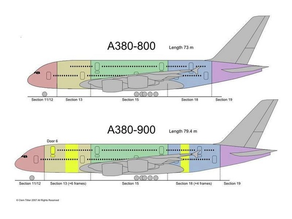 Next-gen Airbus A380 to fly further, longer