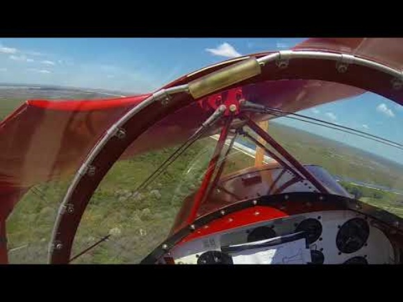 Pitts Special Engine Failure- Fuel Starvation
