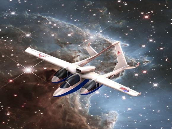 Triton Airtour Concept