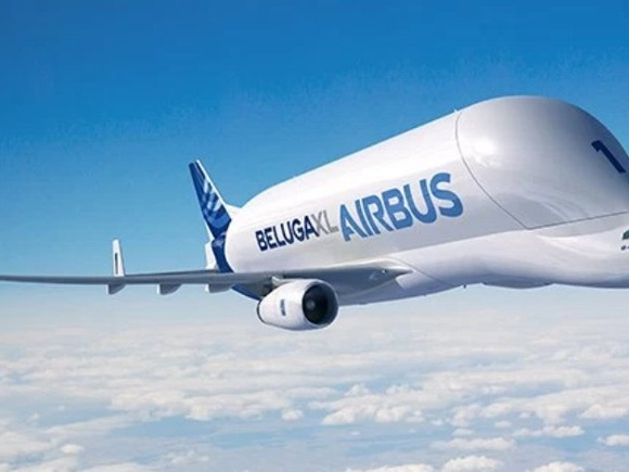 New Transport Capacity For Airbus' Industrial Network