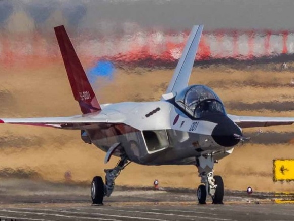 Japan's New 5th Generation Stealth Fighter Jet