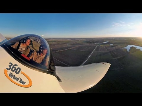 Zenith Aircraft: 360-degree virtual demo flight and factory visit 2.0