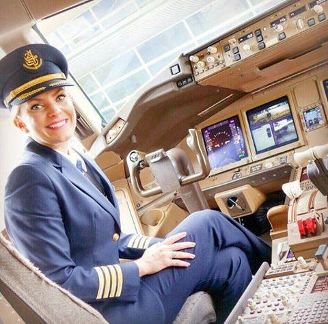 Emirates captain, Triple seven