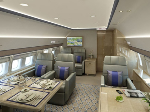 Boeing Business Jets (BBJ): A Strong Sense Of International Competition At EBACE 2013..!