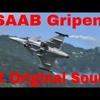 [4K] SAAB JAS 39 Gripen of Swedish Air Force at Zigermeet 2019 Mollis