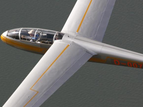 Gliding over São Jacinto, by Antonio Godinho