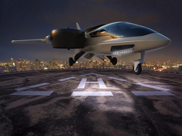 XTI Aircraft earns SEC qualification