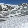 Canadian Pilot Makes Emergency Landing On A Glacier