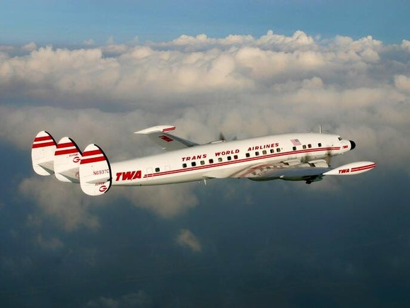 Trans World Airlines Lockheed L-1049H-82 Super Constellation