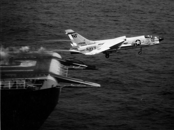 F-8 Crusader of Fighter Squadron (VF) 51