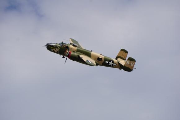 B-25-Yellow-Rose