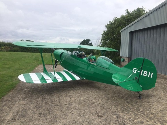 Flying Training Pitts S2A G-SKNT