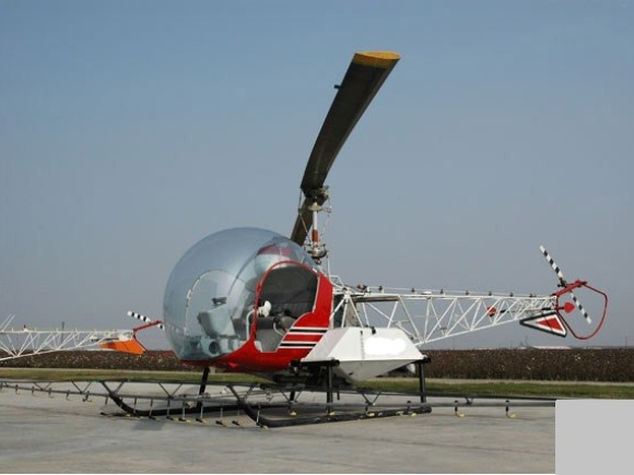 """HOT Quick Sale - High-profitable """"Bell-47T"""" helicopter"""