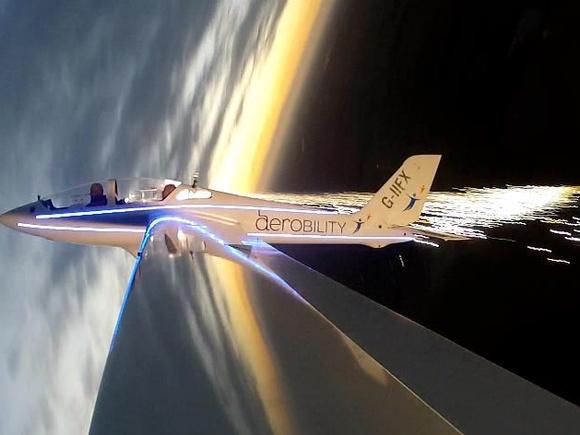 Glider FX by Alix Mazzo