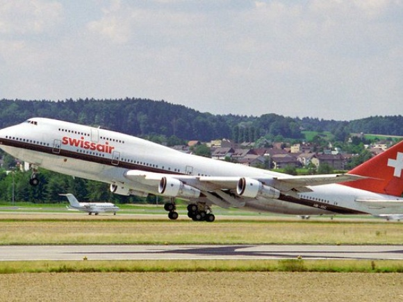 Swissair 7