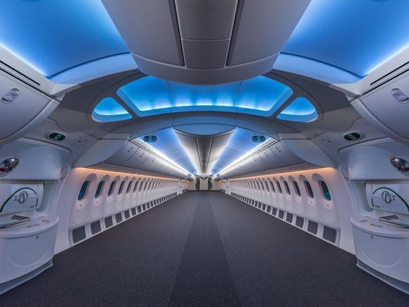 Dreamliner cabin