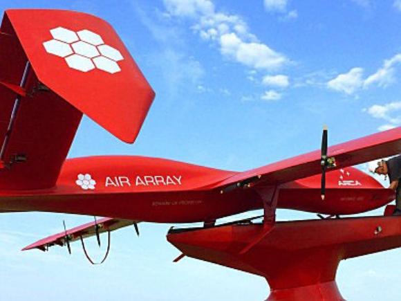 Hale UAV702