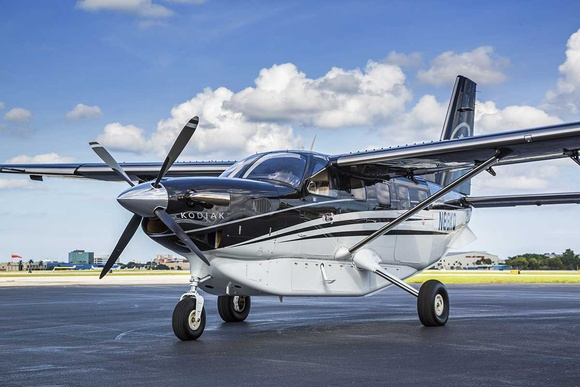 Kodiak earns EASA certification
